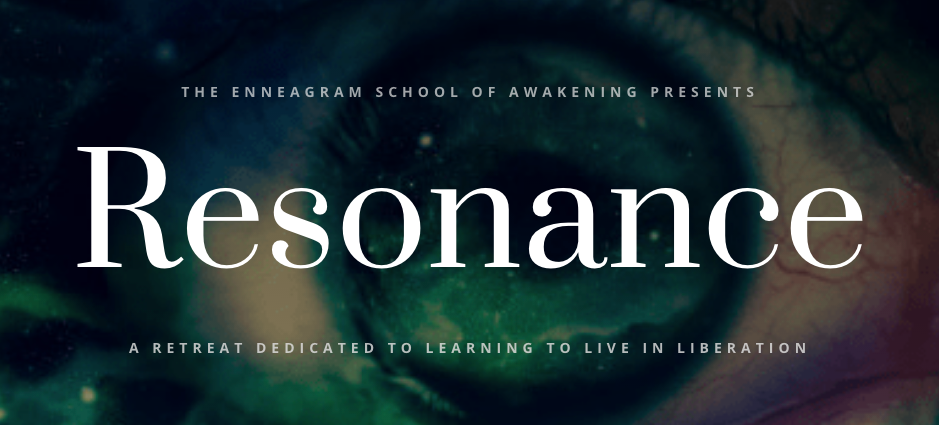 Resonance Retreat (Oct 4-6th)